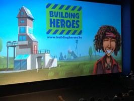 2019-04-25 Building Heroes (P6+Daspa P6)
